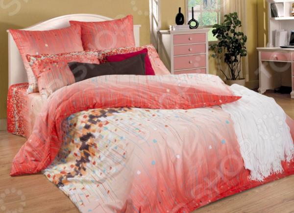 Комплект постельного белья La Noche Del Amor А-711 постельное белье la noche del amor комплект постельного белья дуэт сатин рисунок 680