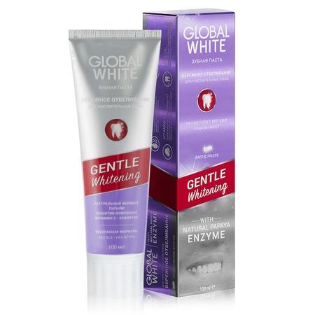Купить Отбеливающая зубная паста «Бережное отбеливание»