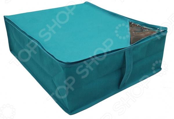 Кофр для хранения постельных принадлежностей Prima House П-17 аксессуар prima house п17 кофр для хранения одеял подушек и пледов