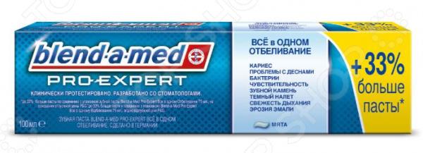 ������ ����� Blend-a-med �Pro Expert ��� � ����� + �����������, ����