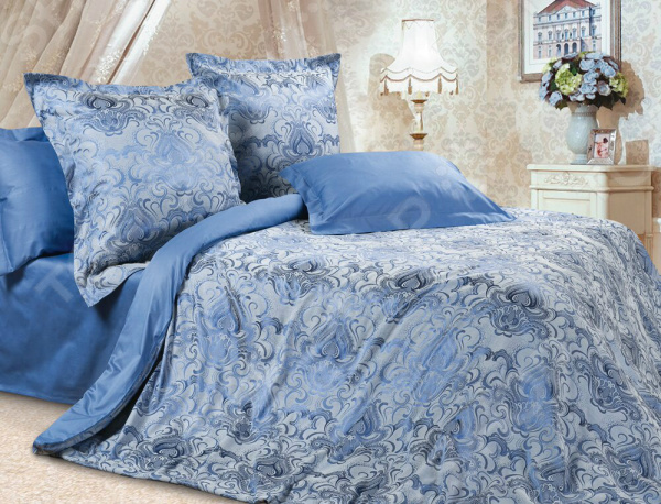 Комплект постельного белья Ecotex «Аурелия». Семейный