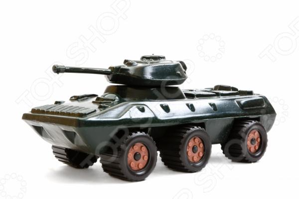 Танк игрушечный Пластмастер «Бармалей» танк игрушечный пластмастер бармалей