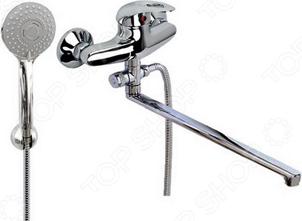 Смеситель для ванны и умывальника Argo Open 40-L40/D argo смеситель для умывальника echo d 40