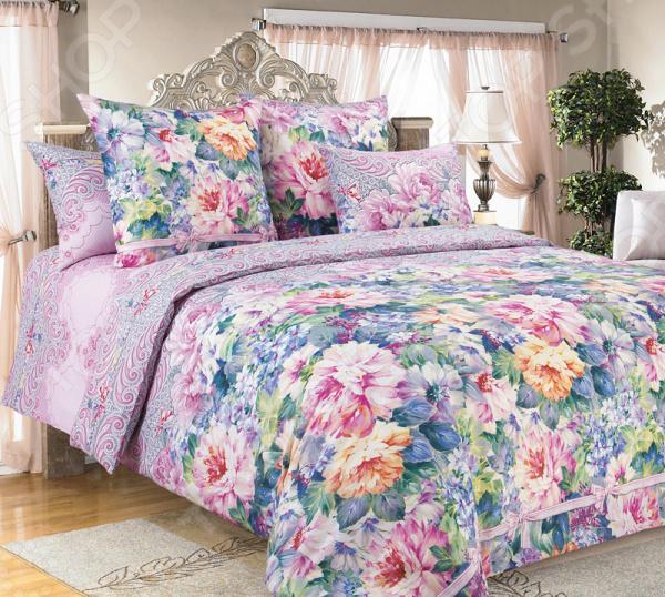 Комплект постельного белья утепленный Белиссимо «Влюбленность». 2-спальный макси