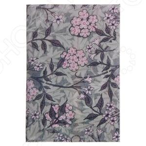 Обложка для паспорта кожаная Mitya Veselkov «Розовые цветы» mitya veselkov mitya veselkov kafka 29