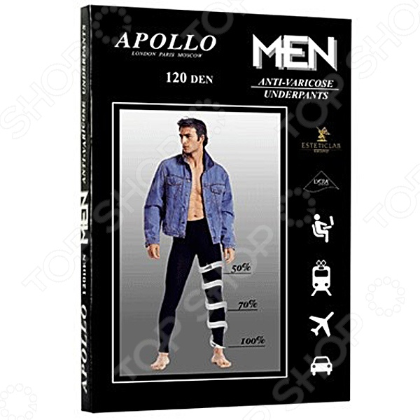 Трико мужское Apollo 404510 мужское нижнее белье