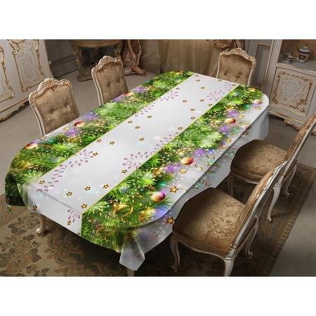Купить Скатерть ТамиТекс «Праздничное настроение»