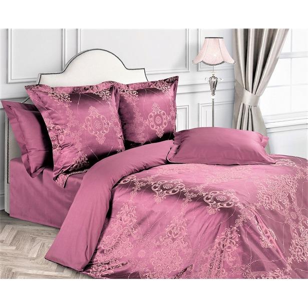 фото Комплект постельного белья Ecotex «Эстетика. Королева». 2-спальный