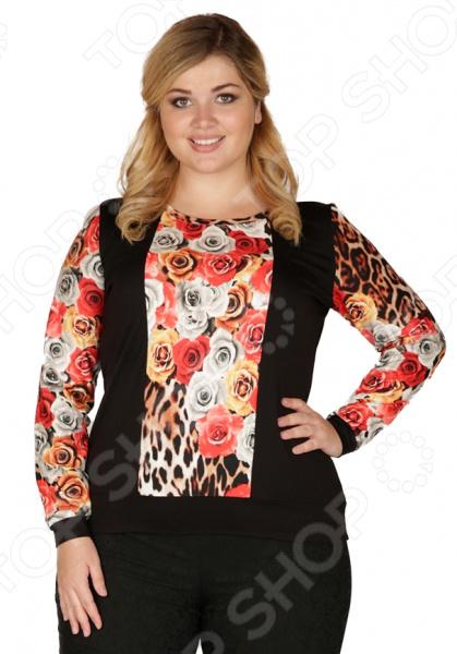 Блуза VAY «Африканская роза»