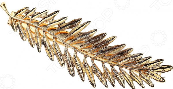 Заколка Bradex «Золотое перо»