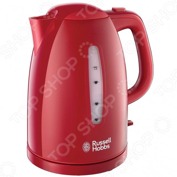 Чайник Russell Hobbs 21272-70 чайник russell hobbs 21272 70 textures red