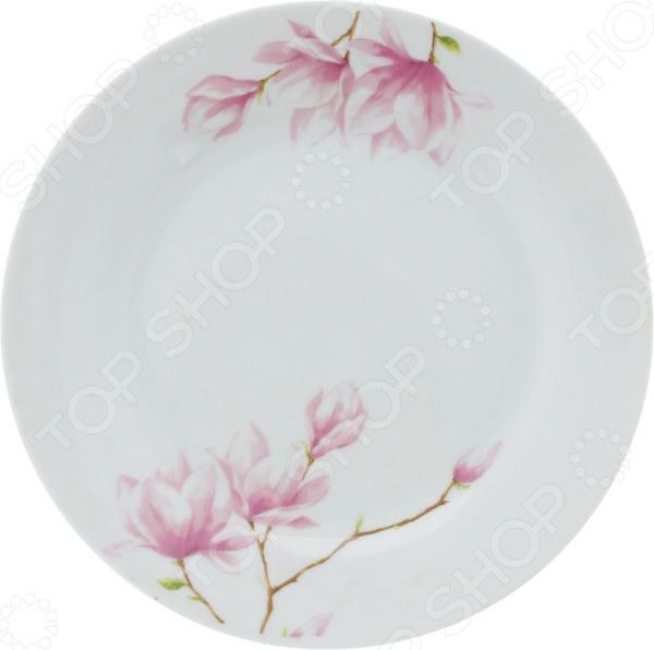 Тарелка десертная Dasen «Ваниль»