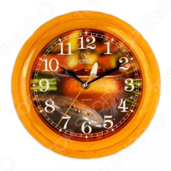 Часы настенные Вега П 6-17-4 «Свеча» Вега - артикул: 1728599