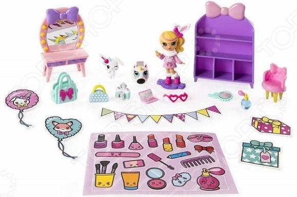 Набор игровой для девочки Spin Master Party Popteenies с сюрпризом. В ассортименте море чудес игровой набор грот русалочки в ассортименте