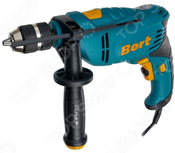 Дрель ударная Bort BSM-900U-Q 1