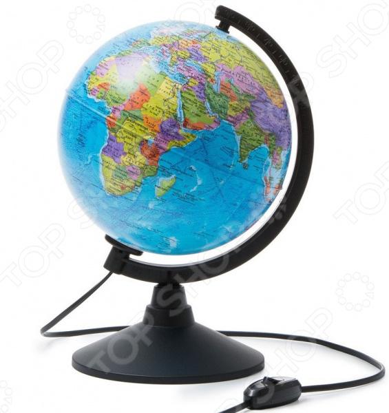 Глобус с подсветкой Globen «Политический»