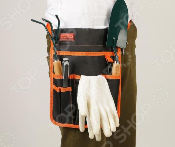 Поясная сумка для садового инструмента 6 карманов 3098152