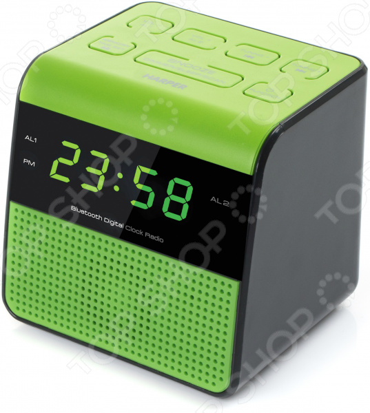Радиобудильник Harper HRCB-7768