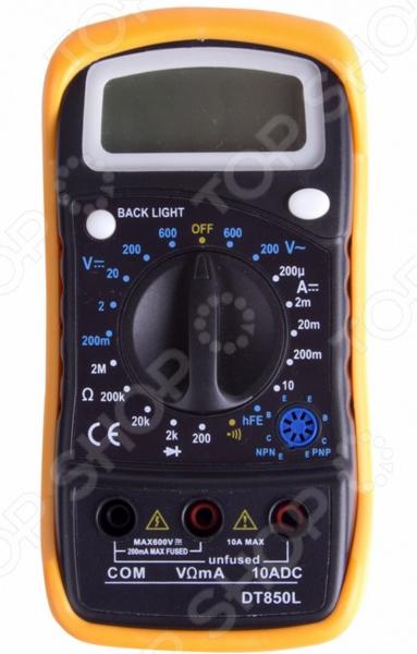 Мультиметр PROconnect MAS830L мультиметр фаzа mas830l
