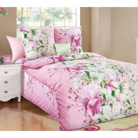 Купить Комплект постельного белья Белиссимо «Магия цветов». 1,5-спальный