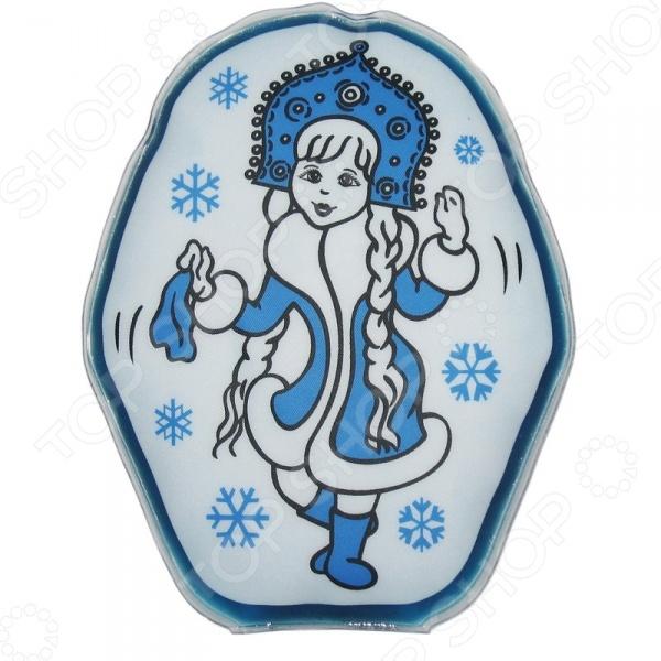 Грелка солевая ДЕЛЬТА-ТЕРМ «Снегурочка»