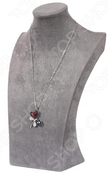 Колье TAYA «Хрустальная бабочка» колье taya t b 4140 necklace multi