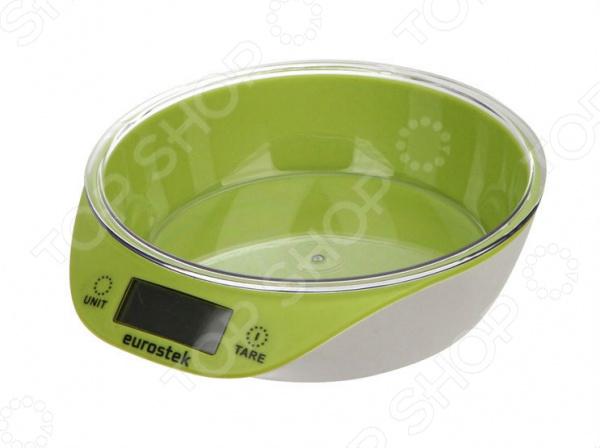 Весы кухонные Eurostek круглые