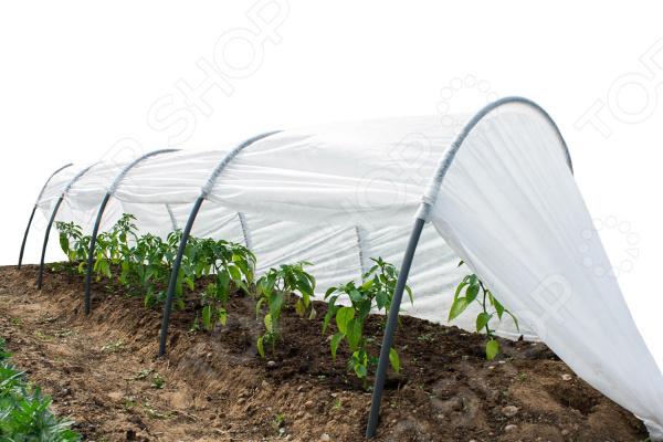 Парник-мини «Богатый урожай». Размер: 4 м. Количество дуг: 10