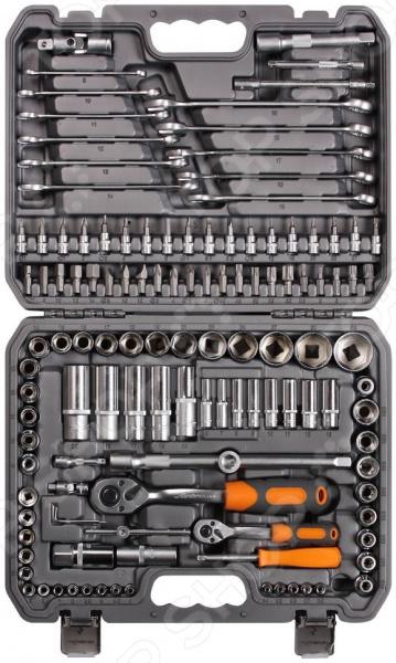 Набор инструментов Airline AT-125-40 набор инструментов универсальный 132 предмета фонарь пласт кейс airline at 132 09