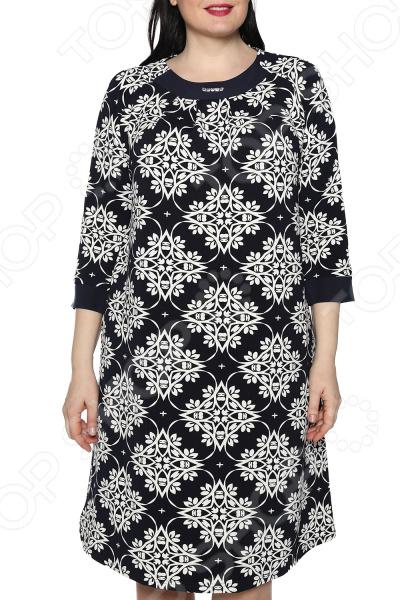 Платье Лауме-Лайн «Дама сердца». Цвет:синий