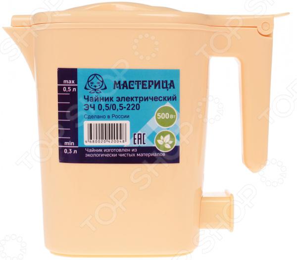 Чайник Мастерица ЭЧ 0,5/0,5-220