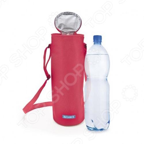 Сумка-термос для большой бутылки IRIS Barcelona Сумка-термос для большой бутылки IRIS Barcelona 1721323 /Розовый