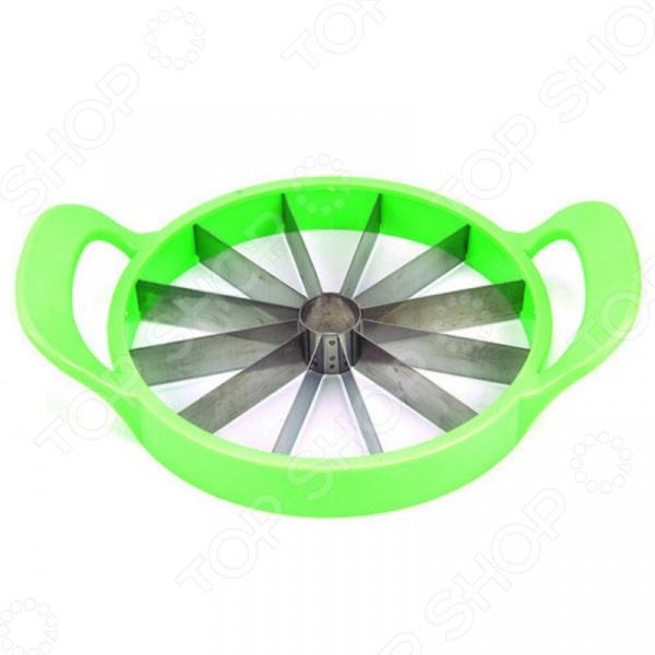 Нож для арбуза Melon Slicer. В ассортименте слайсер для торта арбуза и дыни мультидом an8 24