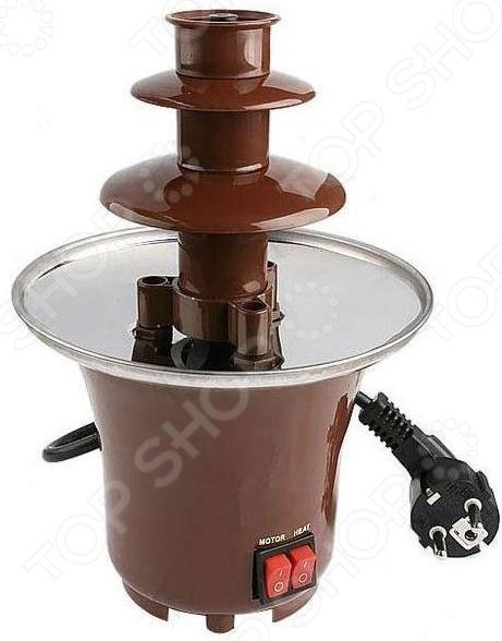 Фонтан шоколадный Chocolate Fondue Fountain папка файл ламинированная на 4 кольцах красная ind 4 d30 кр