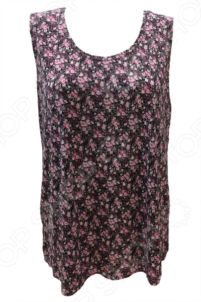 Блуза PreWoman «Цветочный аккордеон»