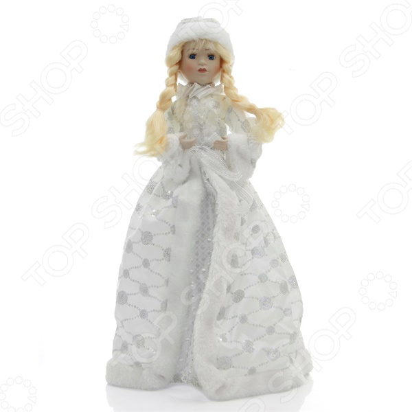 Кукла под елку Holiday Classics «Снегурочка» 1709389