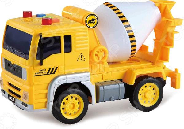 Машинка игрушечная Taiko «Бетономешалка»