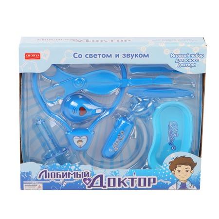 Купить Игровой набор для мальчика Zhorya «Любимый доктор» 1700193