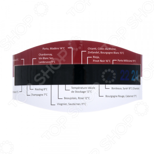 Термометр для вина Marmiton 17090