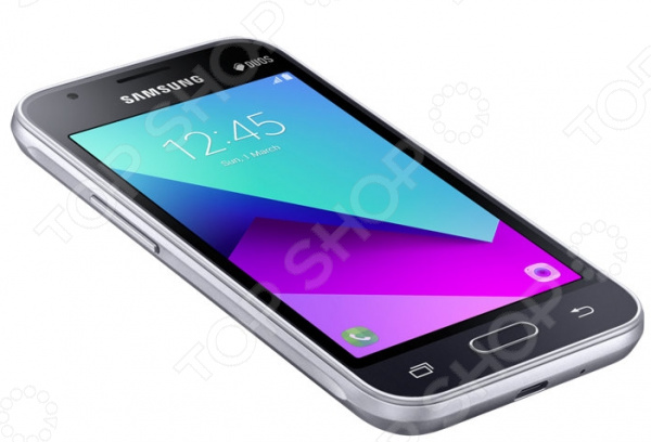Смартфон Samsung Galaxy J1 Mini Prime 8Gb смартфон samsung galaxy j1 mini 2016 3g 8gb white