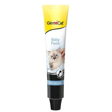 Добавка витаминная для котят GimCat Baby Paste Calcium