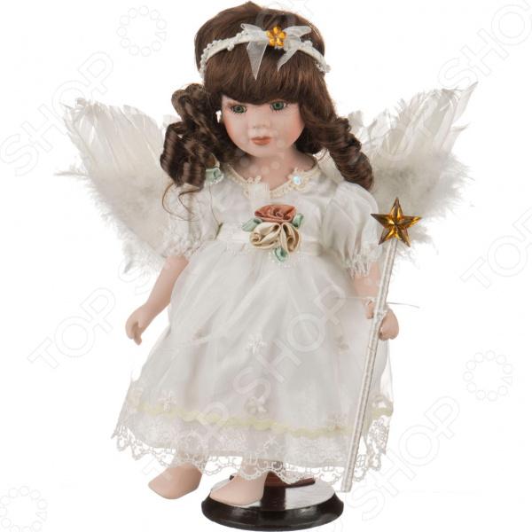 Кукла фарфоровая Lefard «Ангелочек Вера» 485-025