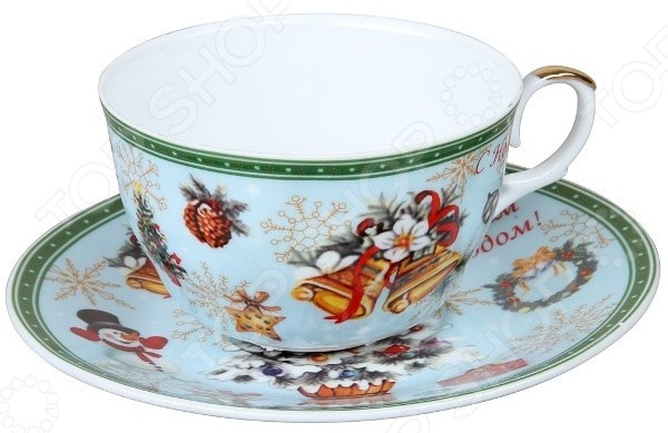 Чайная пара Rosenberg RCE-255006