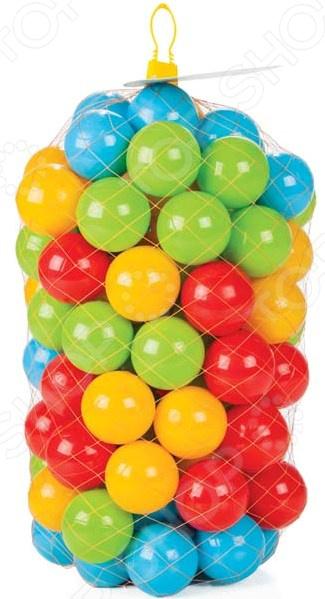шары для сухого бассейна pilsan в пакете сумке Шары для сухого бассейна PILSAN в сетке