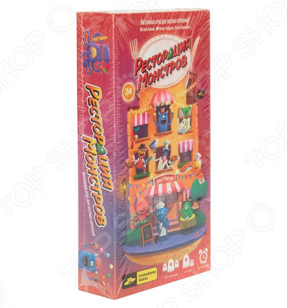 Игра карточная Cosmodrome Games «Ресторация монстров»