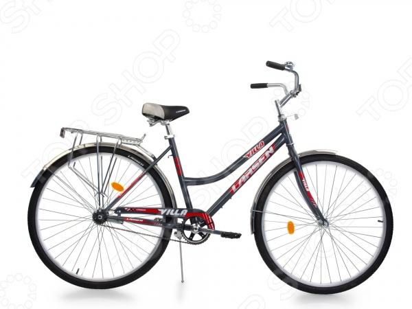 Велосипед городской Larsen Villa 2016 года Larsen - артикул: 889968