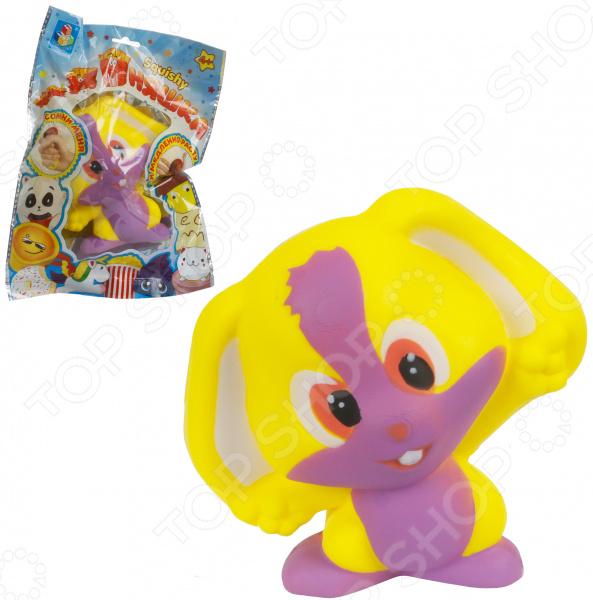 Игрушка-антистресс 1 Toy «Мммняшка сквиши: Зайчик»