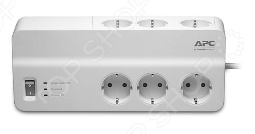 Фильтр сетевой APC PM6-RS