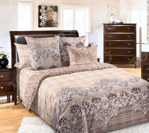 Комплект постельного белья Королевское Искушение «Оперетта». 2-спальный