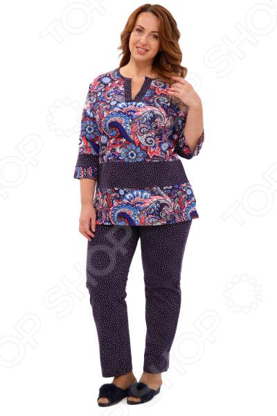 Костюм Алтекс «Домашний очаг» пижамы diadora домашний костюм